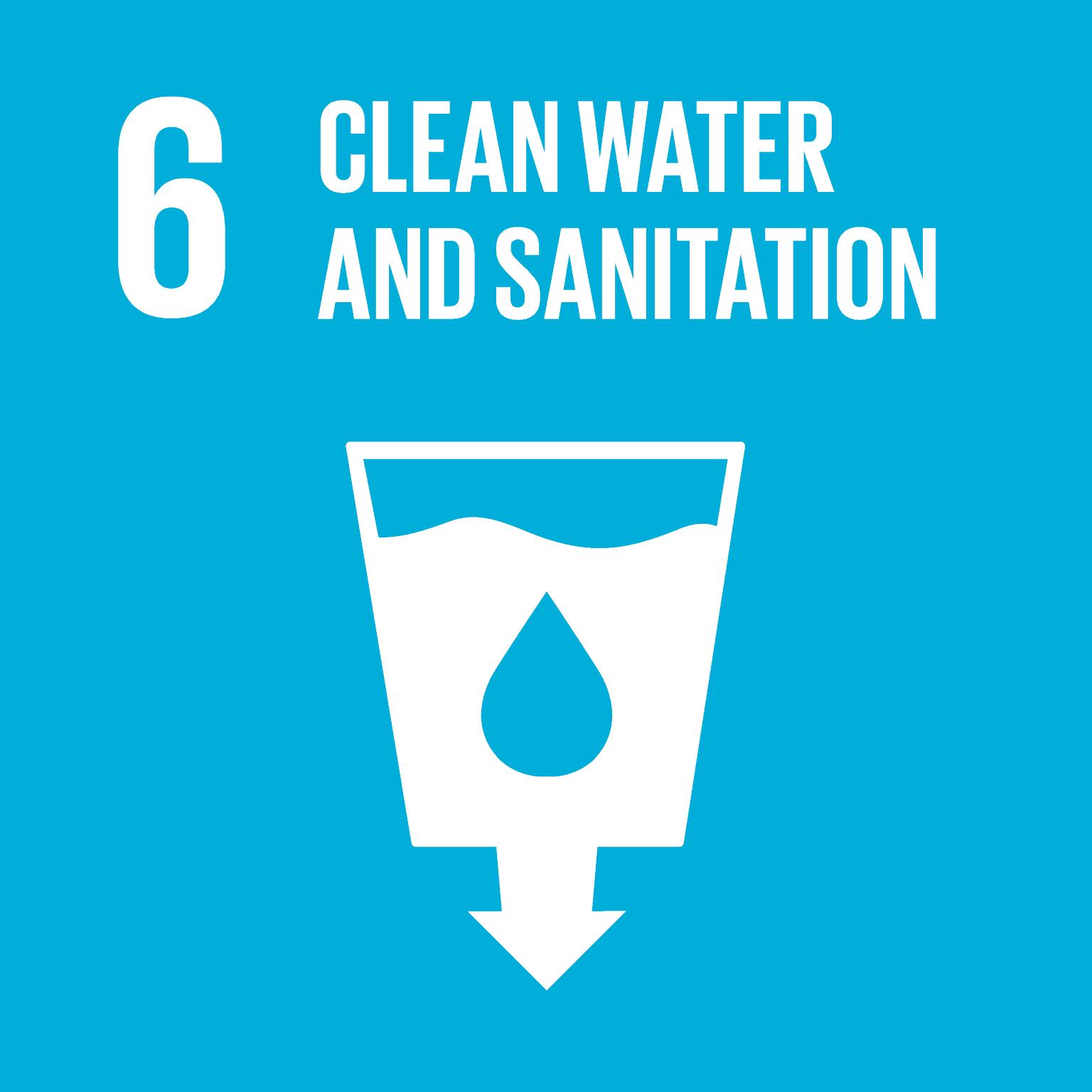 Un SDG Goal 6 - Clean Water and Sanitation