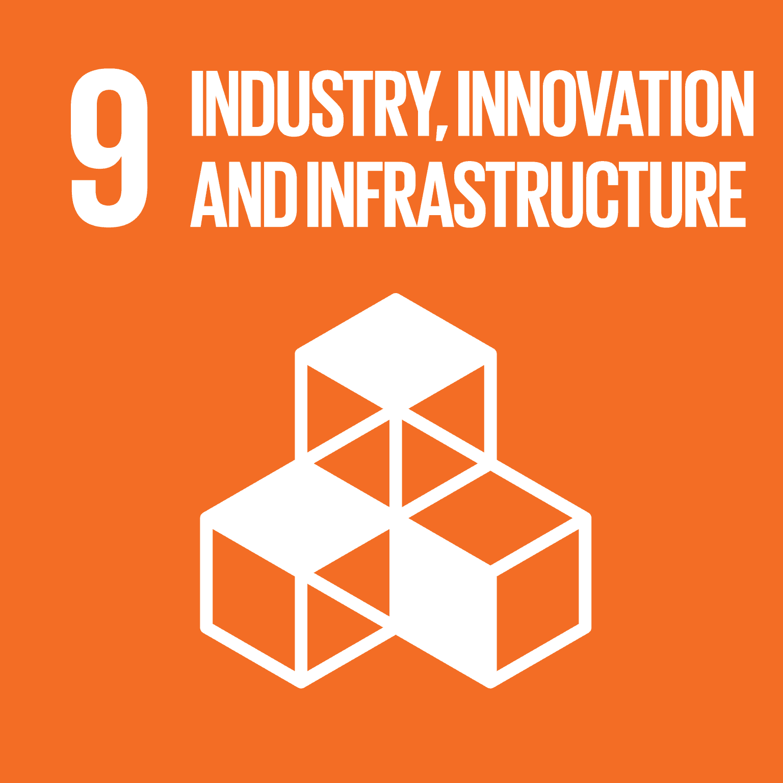 UN SDG Goal 9 - Industry, Innovation and Infrastructure